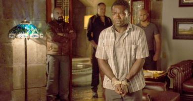 Gringo - Movie Review