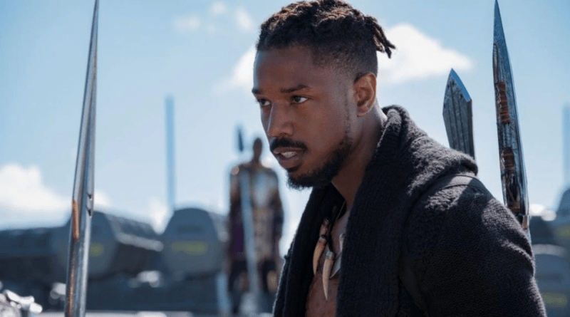 Erik Killmonger - MCU - Villains