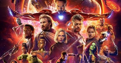 Avengers: Infinity War - Review - 2018