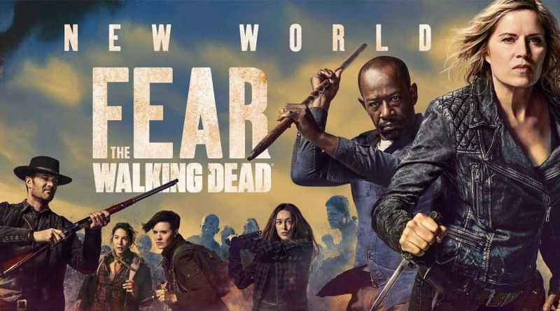 "Fear the Walking Dead - Season 4 - Episode 3 - ""Good Out Here"""