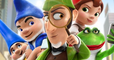 Sherlock Gnomes - Review