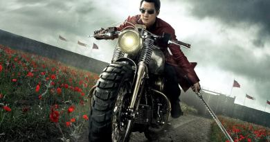Into the Badlands - Carry Tiger to Mountain - Review