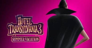 Hotel Transylvania 3: Summer Vacation - Teaser Trailer - reaction