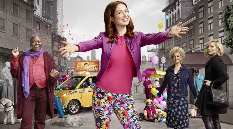Unbreakable Kimmy Schmidt Season 4 Review - Netflix