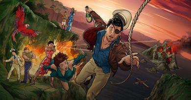 "Archer - Danger Island - Episode 3 - ""Different Modes of Preparing the Fruit"""