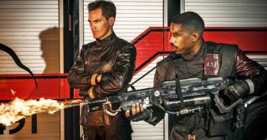Fahrenheit 451 - HBO - Review