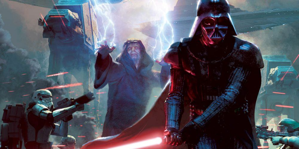 Star Wars - Lords of the Sith - Review