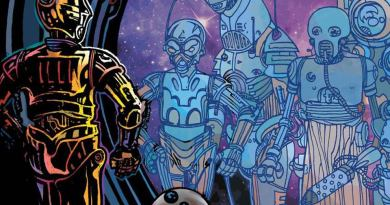 Star Wars - C-3PO: The Phantom Limb - Review