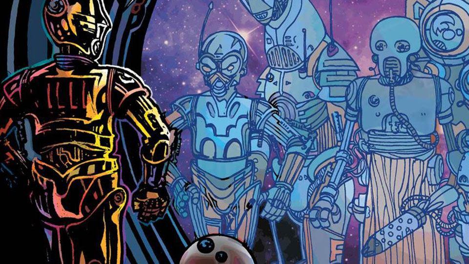 Star Wars - C-3PO: The Phantom Limb - Review