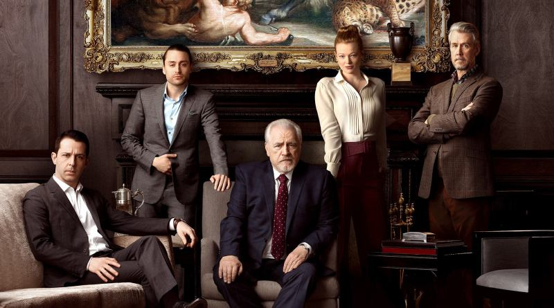 Succession Premiere Review