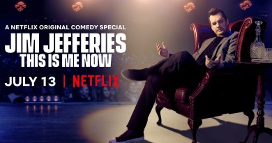 Jim Jefferies - This Is Me Now - Netflix Special
