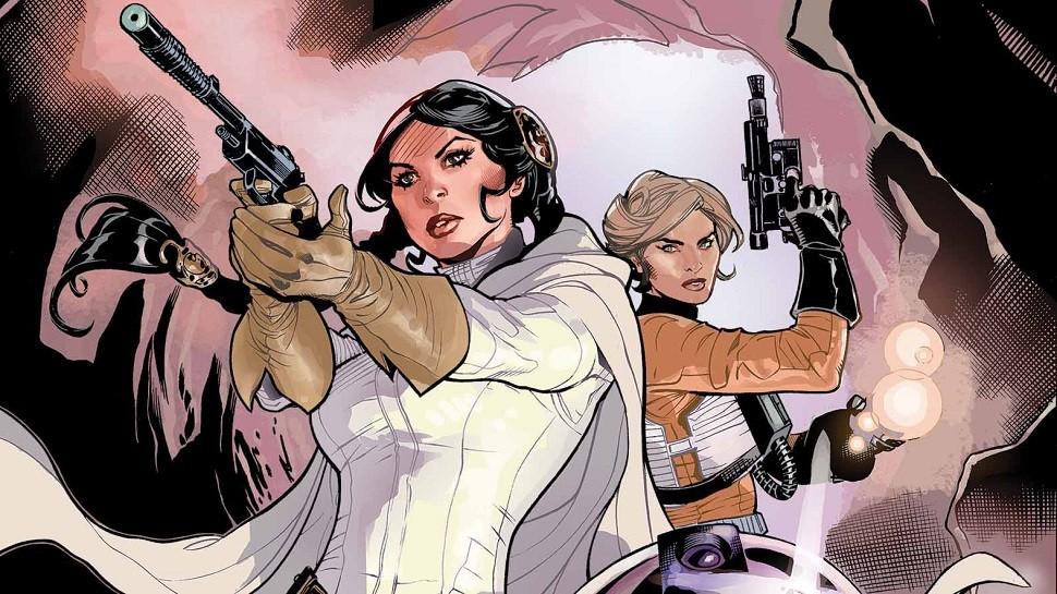 Princess Leia Marvel Review