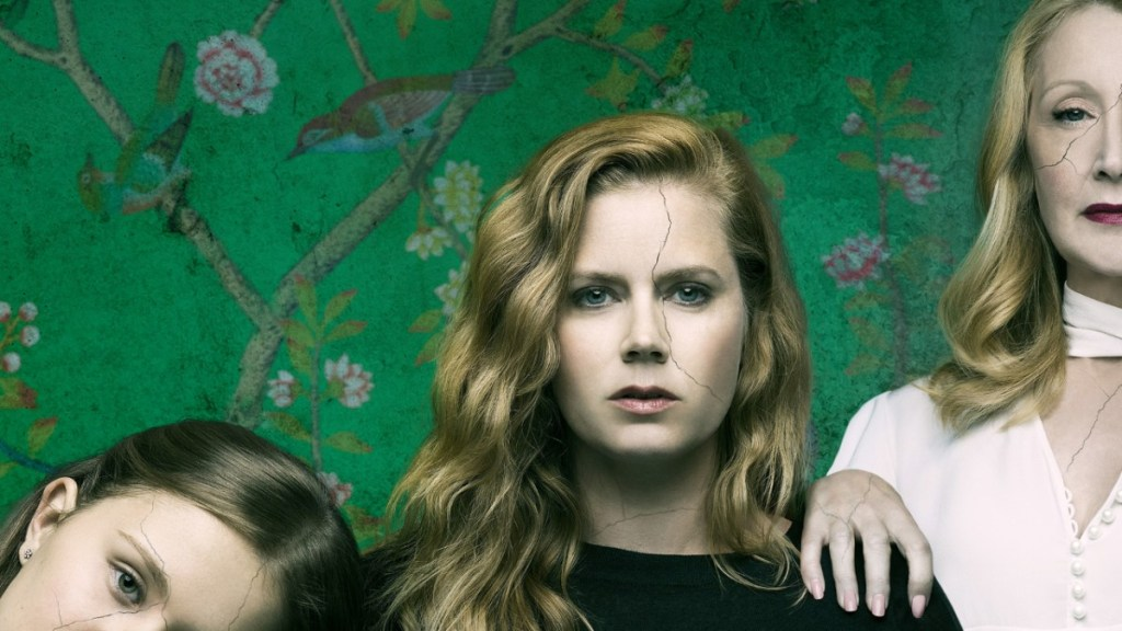 Sharp Objects Premiere Review - Vanish
