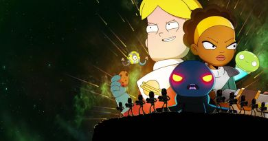Netflix Original Final Space Review