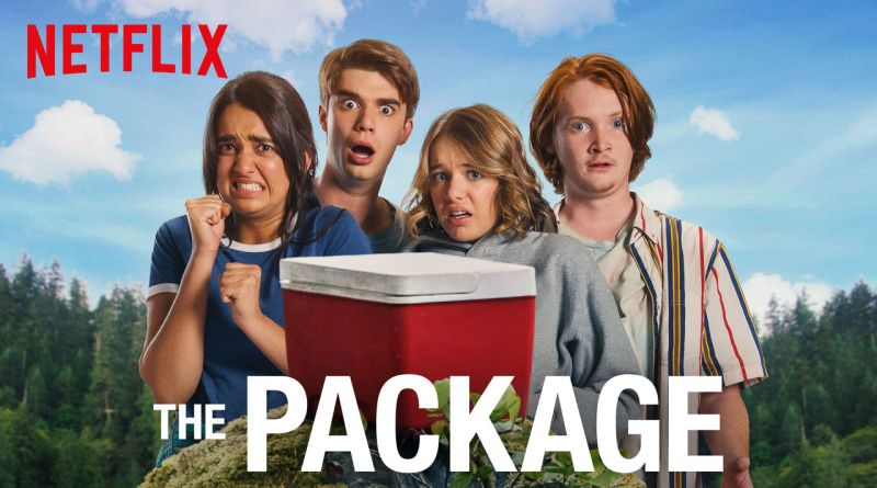 The Package Trailer 1 Reaction - Netflix