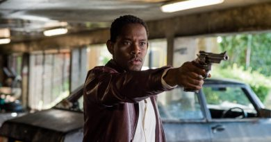 Yardie Review