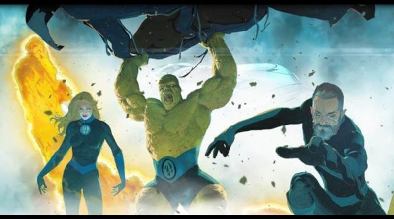 Fantastic Four #1 Review