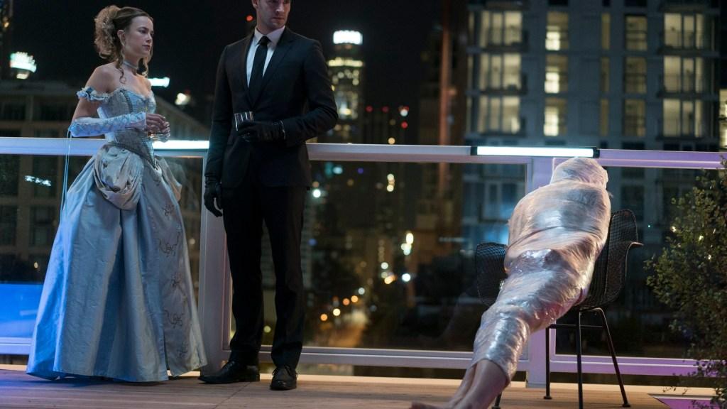 Into The Dark - The Body - Hulu - Episode 1 - Recap - Hulu's Into The Dark