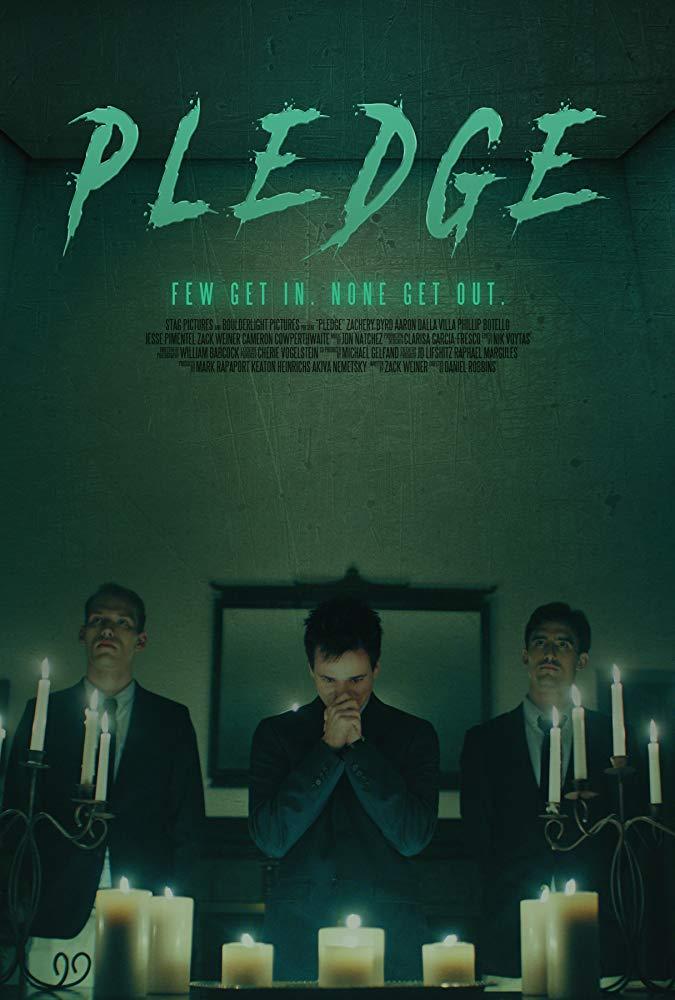 Pledge - poster