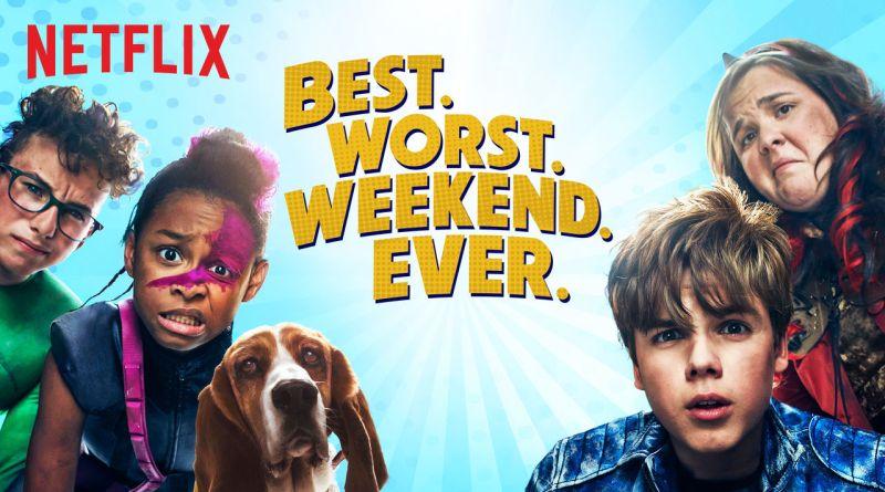Best Worst Weekend Ever' | Netflix Original Series Review | RSC