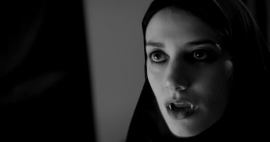 A Girl Walks Home Alone At Night Review
