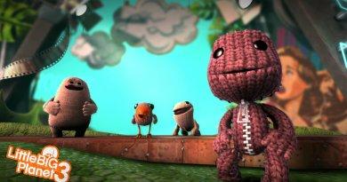 Little Big Planet 3 Review
