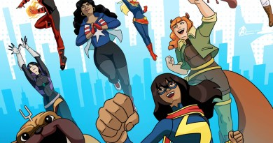 Marvel Rising: Secret Warriors Review