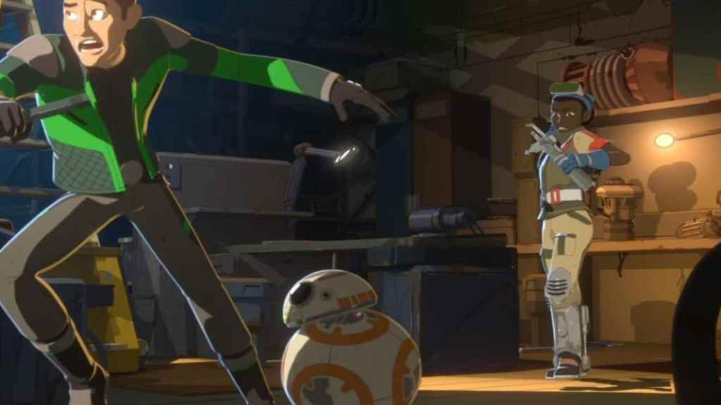 Star Wars Resistance Episode 6 Recap