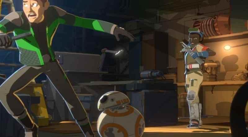 Star Wars Resistance Episode 6 Recap