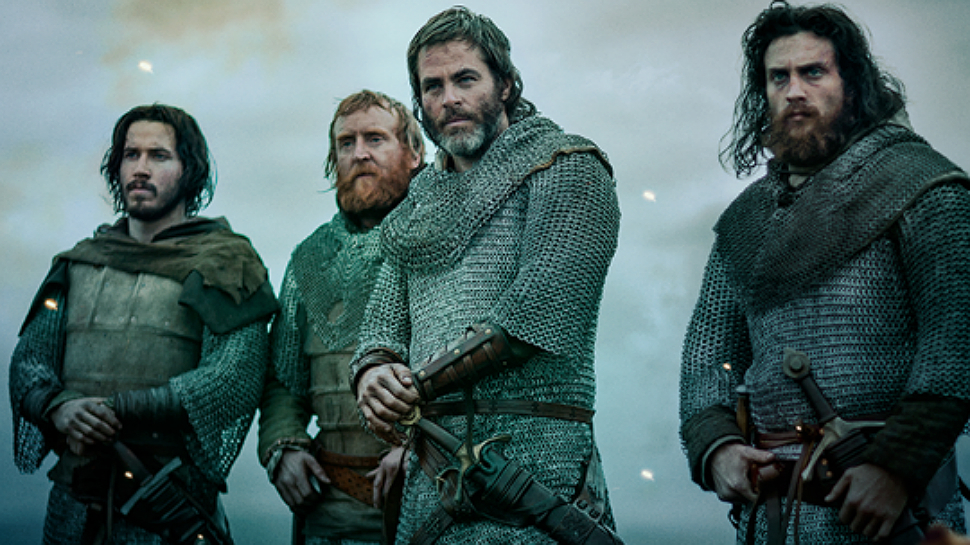 Outlaw King Netflix Review