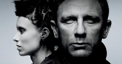 The Girl with the Dragon Tattoo - Movie Podcast