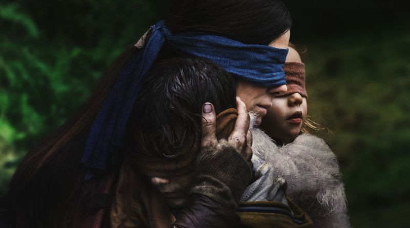 Bird Box Netflix Review