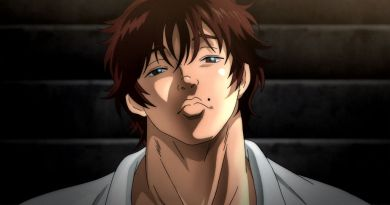 Baki Netflix Review