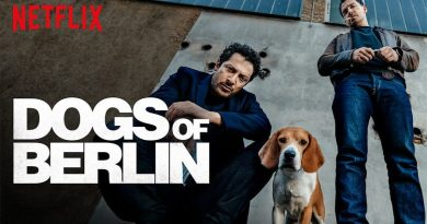 Dogs of Berlin .- German Netflix Series Review