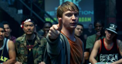 Bodied Film Review