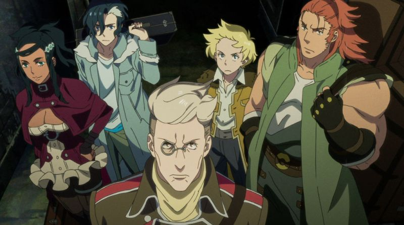 Sirius the Jaeger Netflix Review