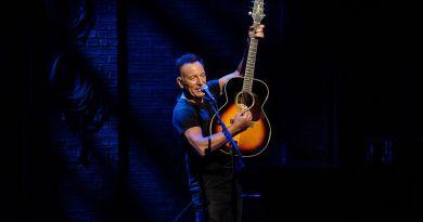 Springsteen on Broadway Netflix Film Review
