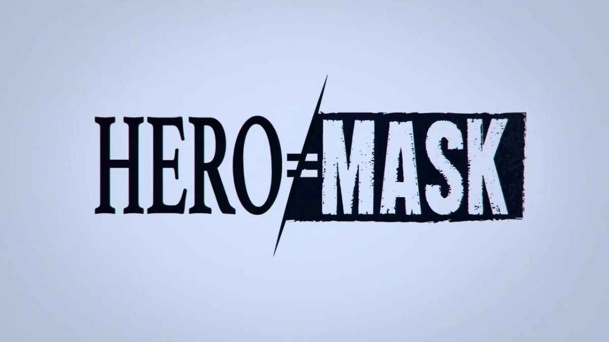 'Hero Mask' | Netflix Original Series Review