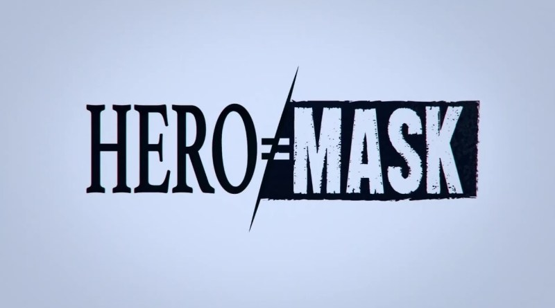 Hero Mask - Anime - Series - Netflix - Review
