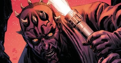 Star Wars Age of Republic Darth Maul Comic Review