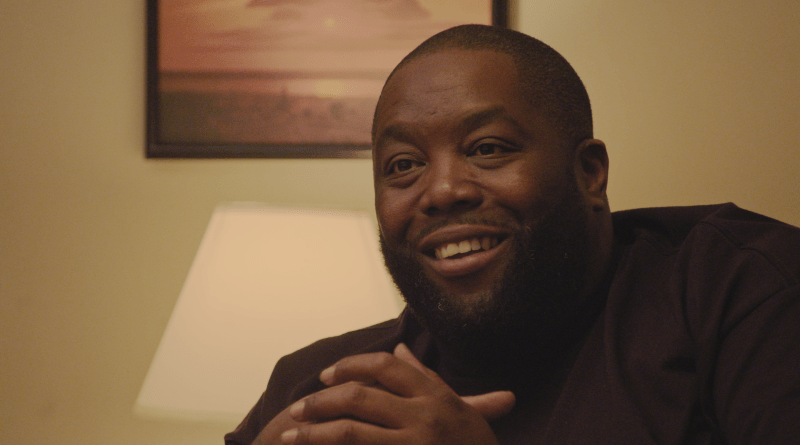 Trigger Warning with Killer Mike netflix review