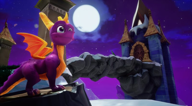 Spyro Reignited Trilogy Game Review