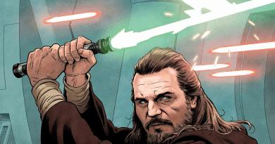 Star Wars Age of Republic Qui-Gon Jinn Review