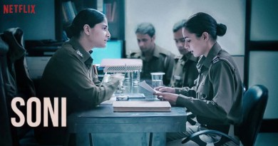 Soni Netflix Film Review