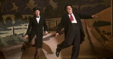 Stan & Ollie Film Review