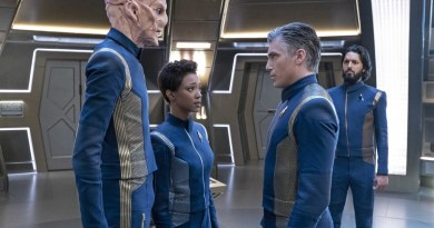 Star Trek Discovery Season 2 Episode 6 The Sounds of Thunder Recap
