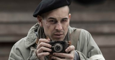 the photographer of mauthausen Netflix Review