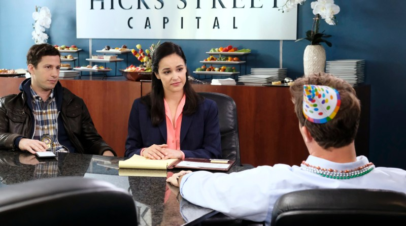 Brooklyn Nine-Nine Season 8, Episode 6 He Said She Said Recap