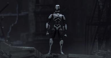 Love, Death + Robots - Three Robots