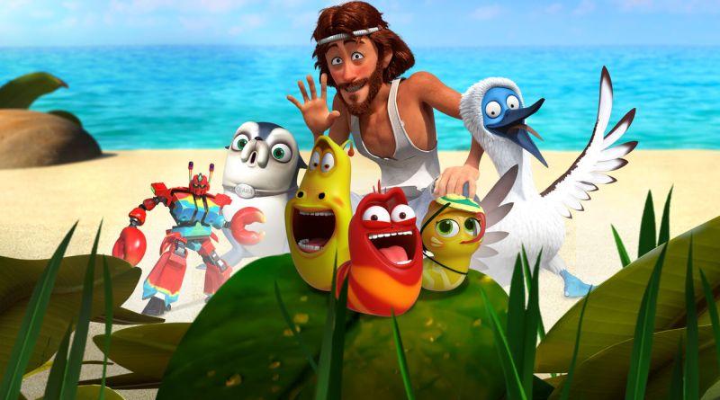 Larva Island Season 2 Netflix